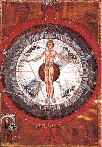 Hildegard Miniatur