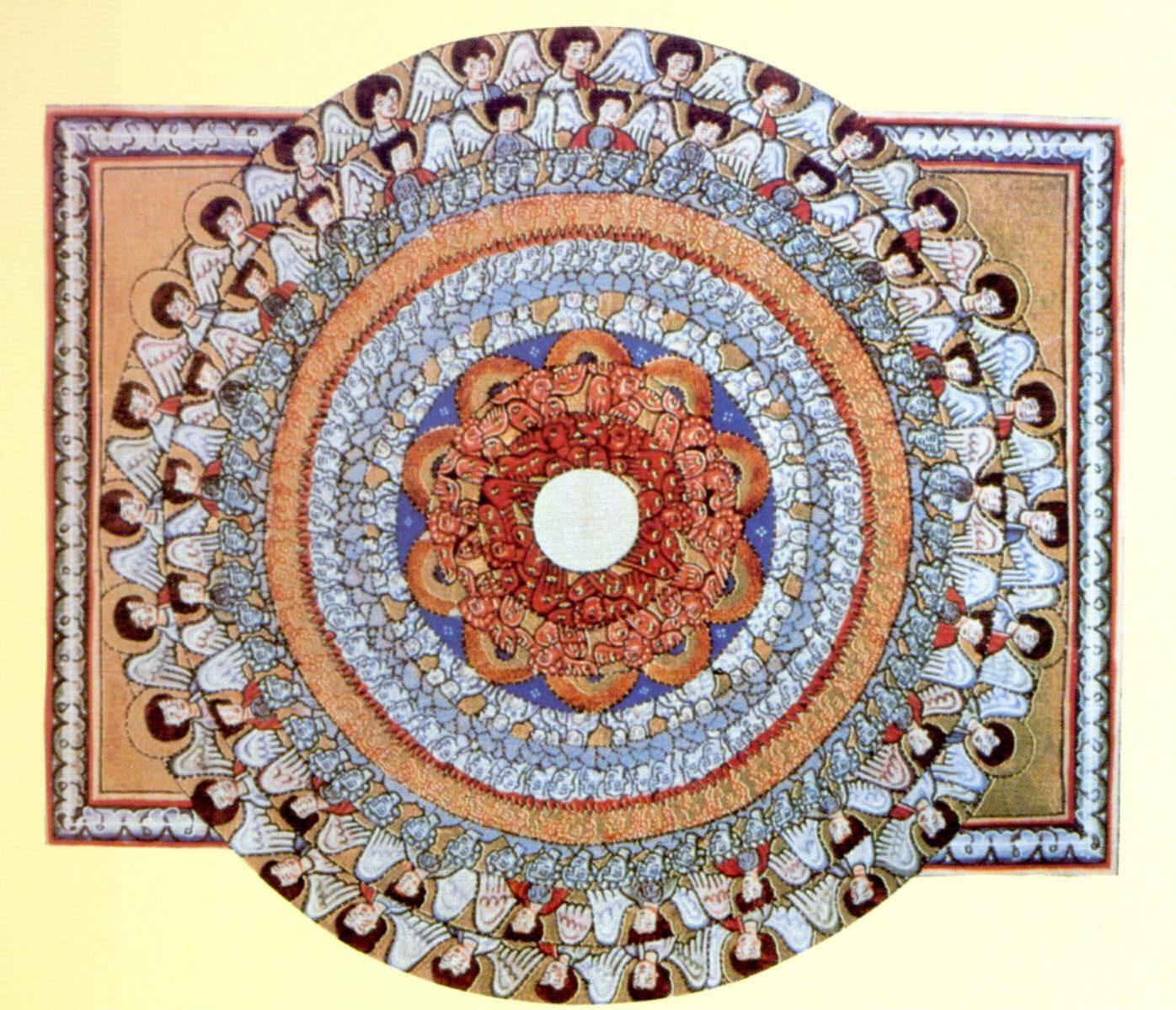 Chöre der Engel Hildegard