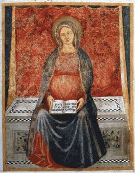 Maria del Magnificat