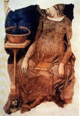 Maria in guter Hoffnung