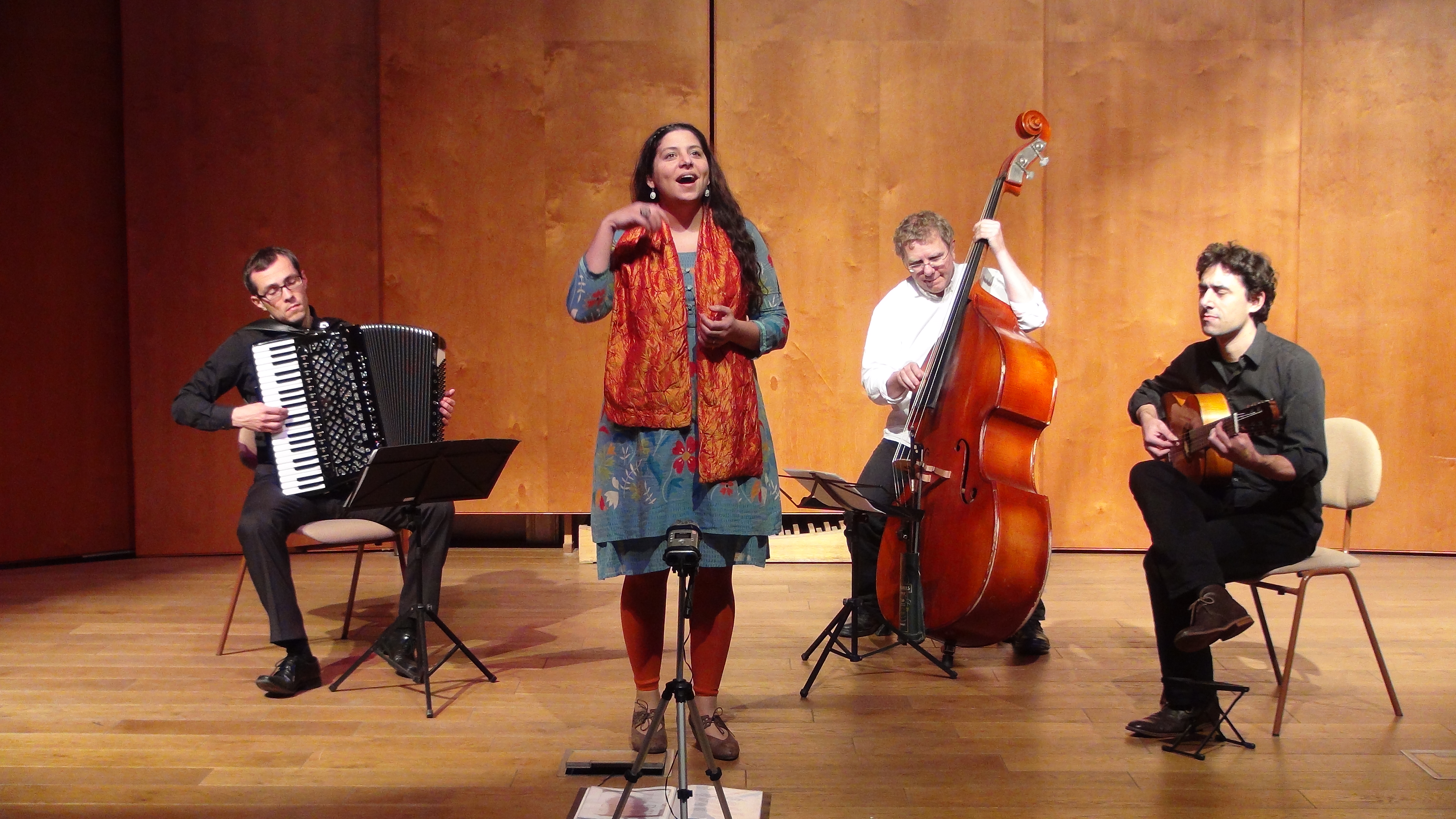 Zàgara Band